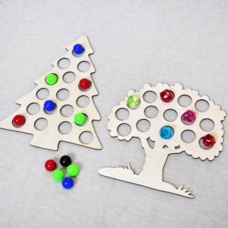 Деревянная рамка «Дерево»
